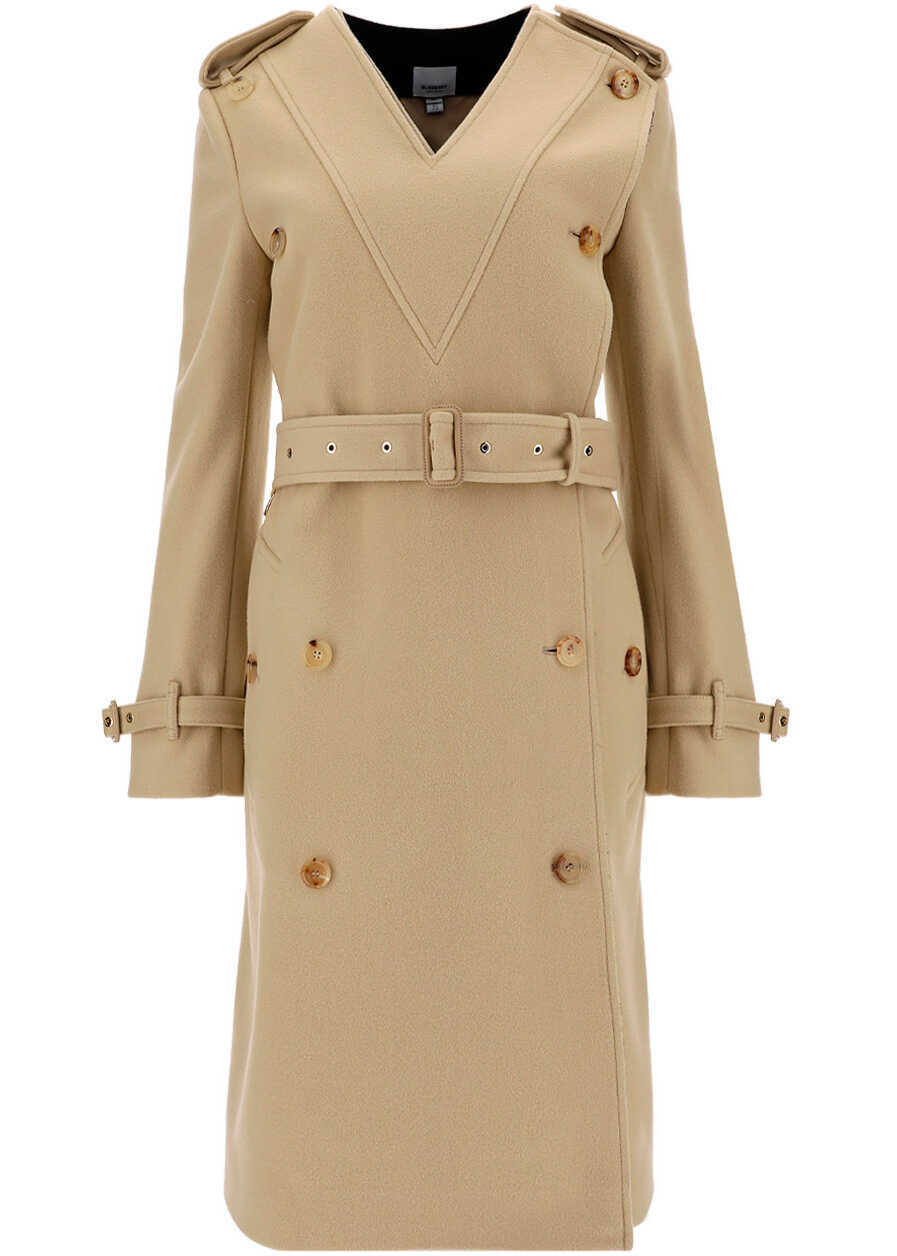 Burberry Coat 8046678 SOFT FAWN image0