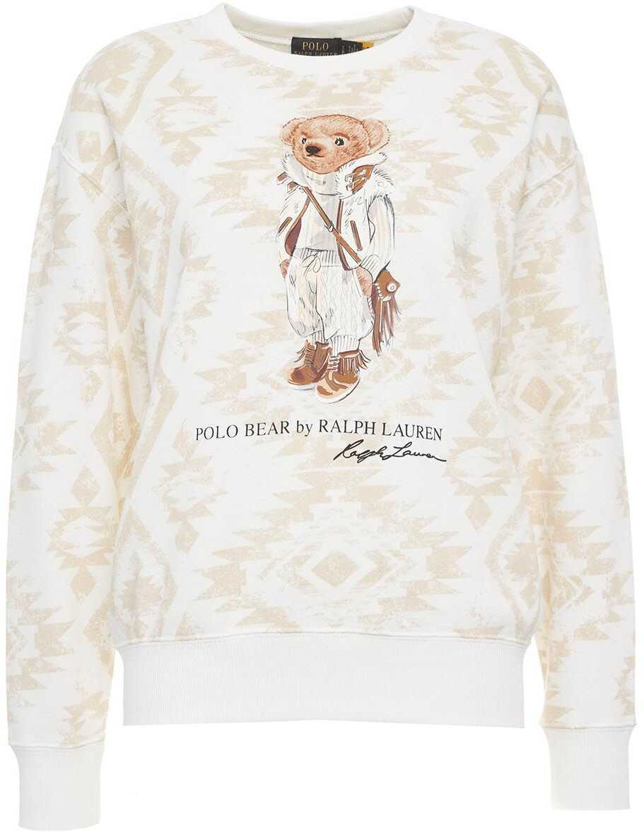 Ralph Lauren Sweater with teddy print White image0