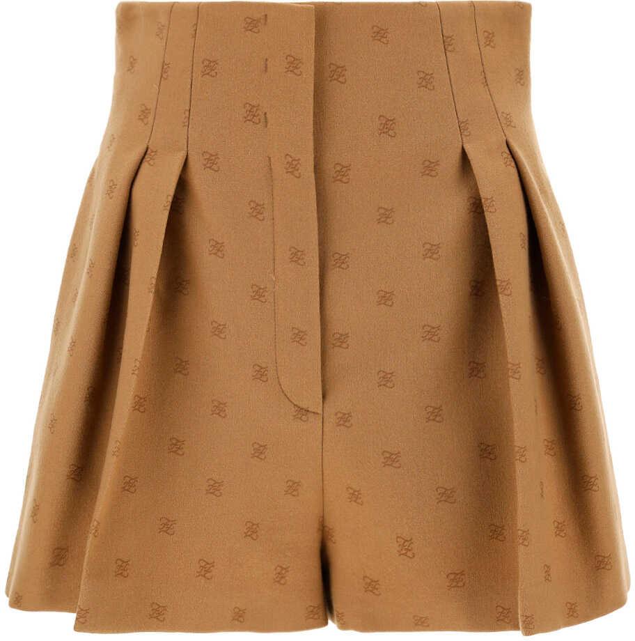Fendi Shorts FR6336AHL4 SMOOTH image0