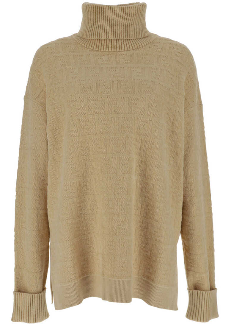 Fendi Pullover Knit FZX731AEEI PRIDE image0
