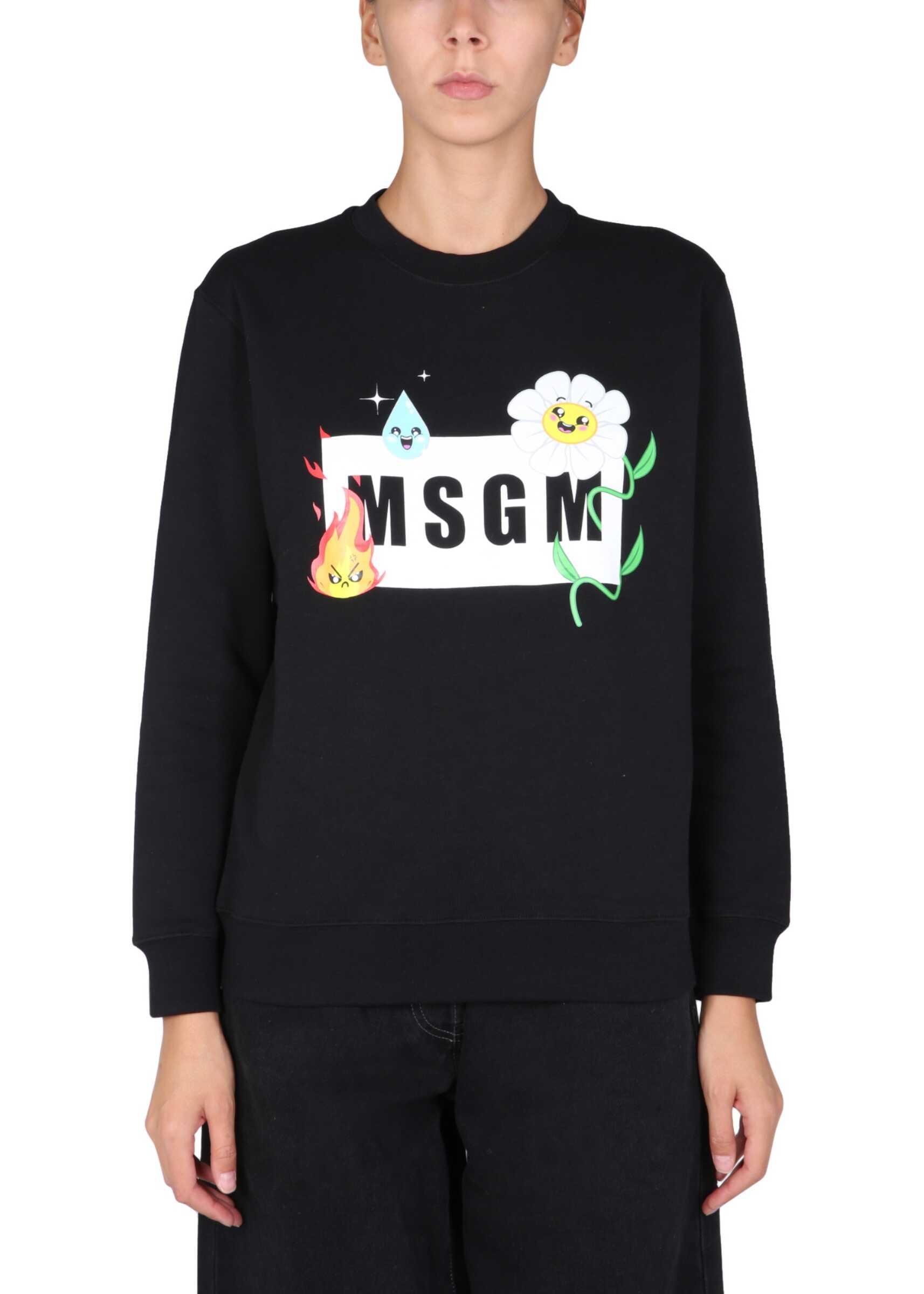 MSGM Sweatshirt With
