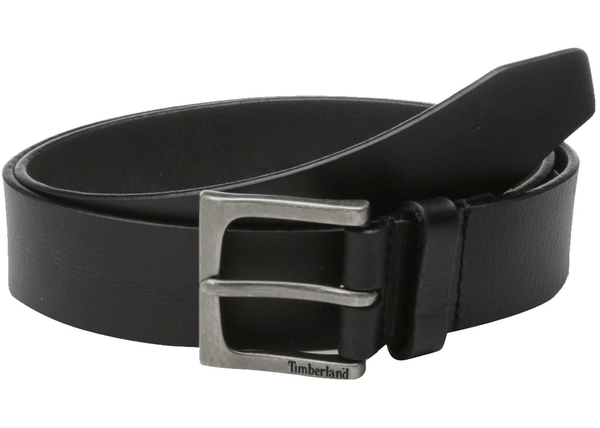 Timberland 35MM Classic Jean Belt Black