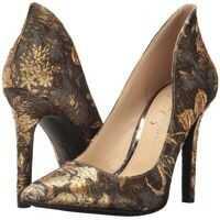 Pantofi cu Toc Cambredge Femei