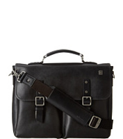Genti Diplomat T-Tech - Forge Olympic Flap Leather Brief Femei