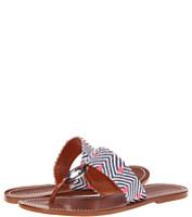 Incaltaminte Dotted Herringbone Sandals