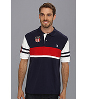Imbracaminte Color Block Polo with Small Pony