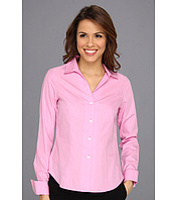 Femei Jones New York No-Iron Easy Care Fitted Shirt