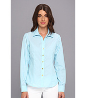 Femei Jones New York Non-Iron Easy-Care Fitted Shirt