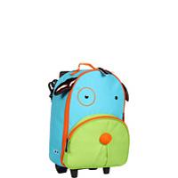 Genti Zoo Kids Rolling Luggage