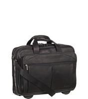 "Genti Diplomat Classic 15.6"" Leather CheckFast™ Rolling Case Femei"