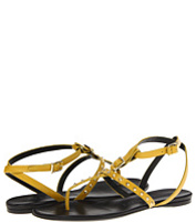 Femei Burberry Studded Leather Sandals