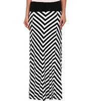 Fuste Capricorn Skirt in Black Combo Femei