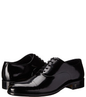 Pantofi Oxfords Brushed Calf Lace-Up Barbati