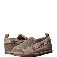 Incaltaminte Distressed Canvas Slip-On (Infant/Toddler)
