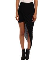 Fuste Asymmetrical Wrap Skirt Femei