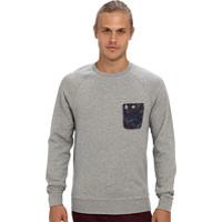 Bluze & Hanorace Pocket Crew Sweatshirt Barbati