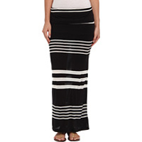 Fuste Sunset Stripe Maxi Skirt Femei