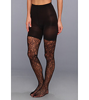 Femei Spanx Uptown Tight-End Tights® Look-At-Me Lace
