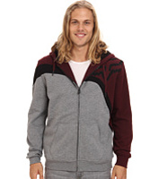 Bluze & Hanorace Riktor Sherpa Zip Front Hoody Barbati