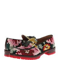 Pantofi & Mocasini Tapestry Tassel Loafer Femei
