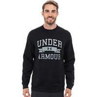 Bluze & Hanorace UA Storm Armour® Fleece Overline Crew Barbati