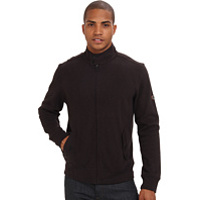 Bluze & Hanorace Flat Back Rib Zip-Through Sweat Jacket Barbati