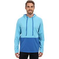 Bluze & Hanorace Lightweight Jersey Slim Fit Colorblocked Hoodie Barbati