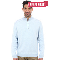 Bluze & Hanorace New Flip Side Pro Reversible Half Zip Sweatshirt Barbati