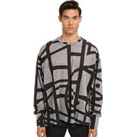 Bluze & Hanorace RUNWAY Printed Sweatshirt Barbati