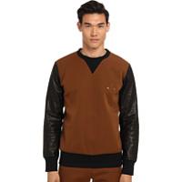 Bluze & Hanorace RUNWAY Double Neoprene Sweatshirt Barbati