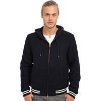 Bluze & Hanorace R. Wool Varsity Hoodie Barbati