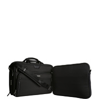 Genti Diplomat @ Work Large Expandable Brief Femei