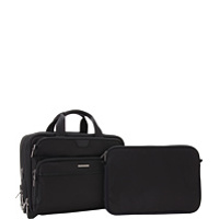 Genti Diplomat @ Work Large Expandable Rolling Brief Femei