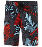 Costume de baie Overpass St. Boardshort (Big Kids) Baieti