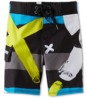 Costume de baie A Little Tude Boardshort (Toddler/Little Kids) Baieti