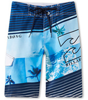 Costume de baie Burning Up Boardshort (Big Kids) Baieti